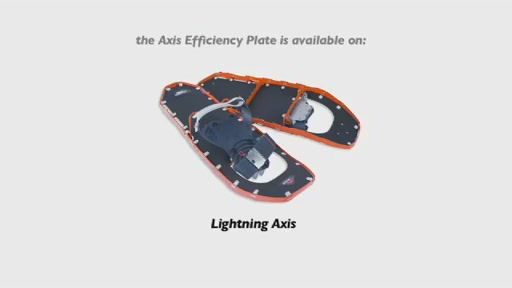 MSR Lightning Axis 25 Snowshoe - image 2 from the video