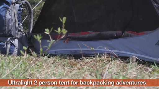 EMS Velocity 2 Tent - image 2 from the video