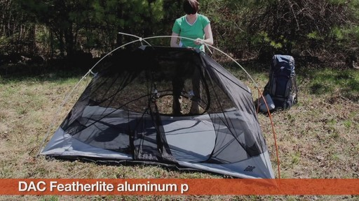 EMS Velocity 2 Tent - image 7 from the video