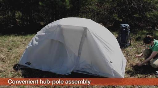 EMS Velocity 2 Tent - image 8 from the video