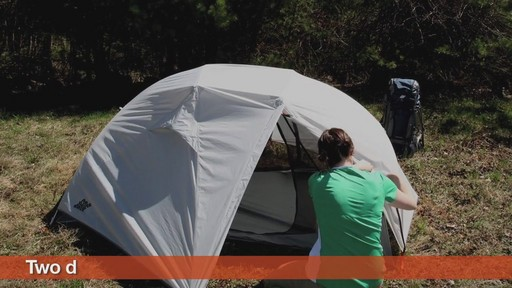 EMS Velocity 2 Tent - image 9 from the video