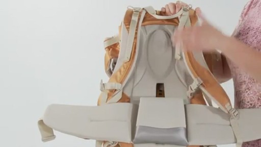 Kelty TC Child Carrier - image 7 from the video