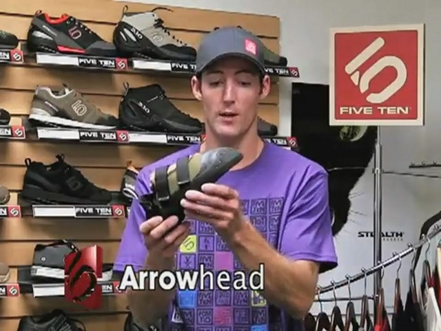 Five Ten Anasazi Arrowhead - image 5 from the video