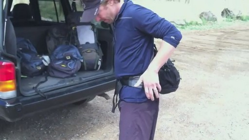 Mountainsmith Daylite Lumbar Pack - image 10 from the video