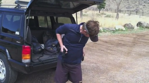 Mountainsmith Daylite Lumbar Pack - image 9 from the video
