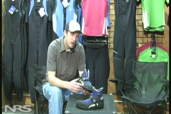 NRS Attack Shoe - image 6 from the video