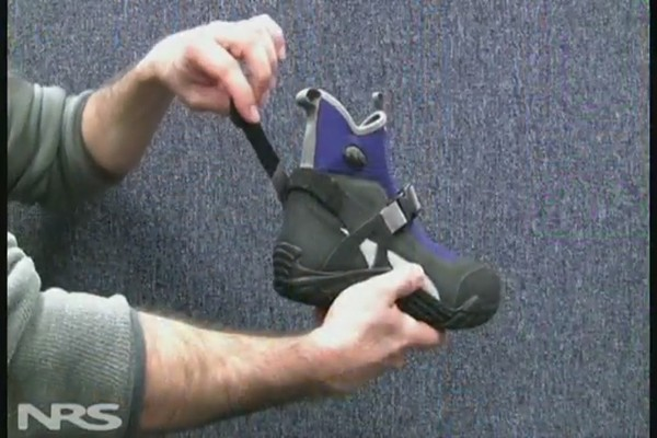 NRS Attack Shoe - image 8 from the video