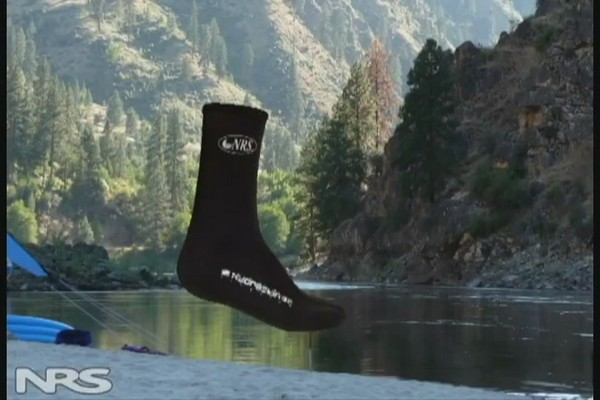 NRS Hydroskin Socks - image 10 from the video