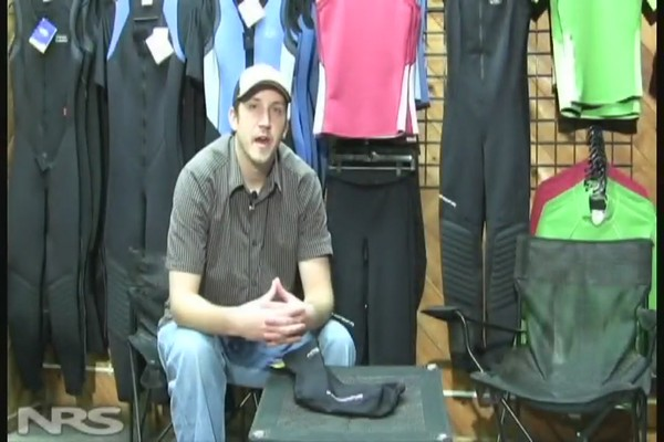 NRS Hydroskin Socks - image 2 from the video