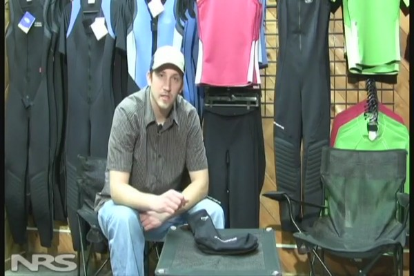 NRS Hydroskin Socks - image 6 from the video