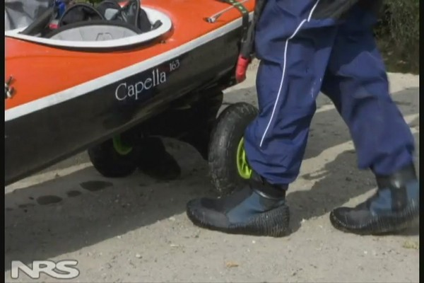 NRS Hydroskin Socks - image 9 from the video