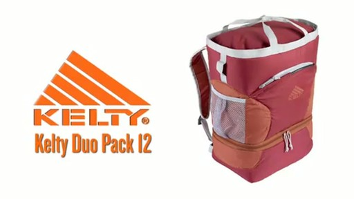 Kelty Duo Pack 12 - image 1 from the video
