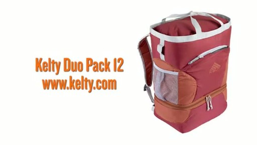 Kelty Duo Pack 12 - image 10 from the video