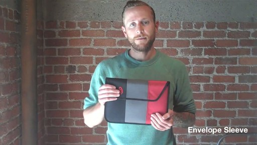 Timbuk2 Sleeves - image 3 from the video