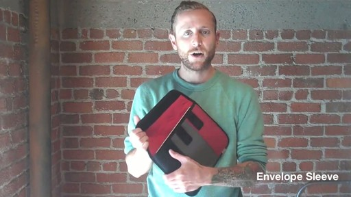 Timbuk2 Sleeves - image 4 from the video