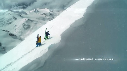 The North Face HyVent Technology - image 1 from the video