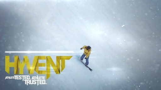 The North Face HyVent Technology - image 10 from the video