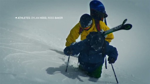 The North Face HyVent Technology - image 3 from the video