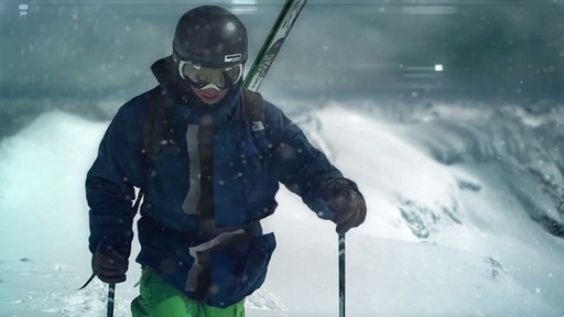 The North Face HyVent Technology - image 5 from the video