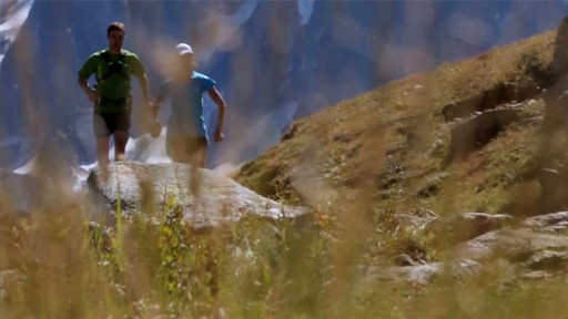 The North Face Single-Track Trail Running Shoes - image 5 from the video