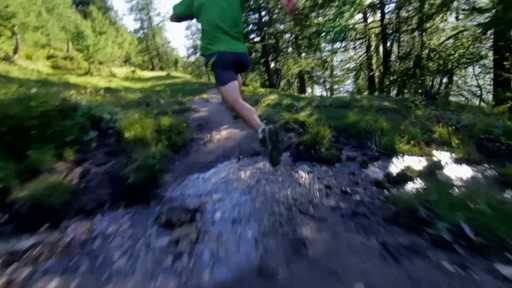 The North Face Double-Track Trail Running Shoes - image 4 from the video