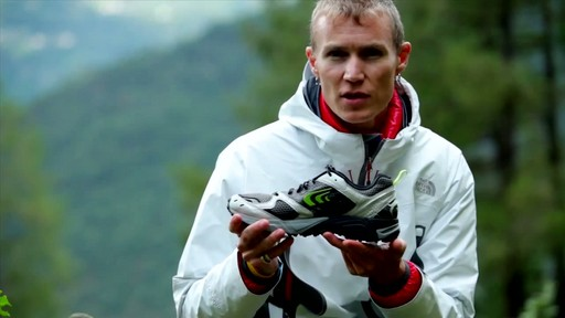 The North Face Double-Track Trail Running Shoes - image 6 from the video