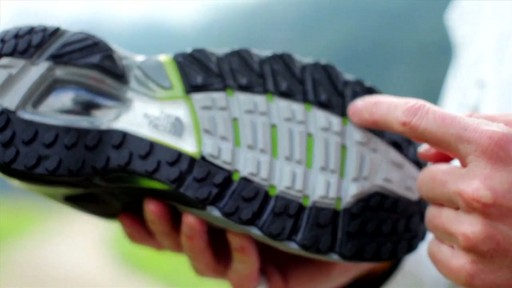 The North Face Double-Track Trail Running Shoes - image 7 from the video