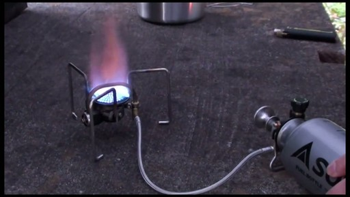 Soto Muka Stove - image 7 from the video