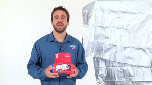 ADVENTURE MEDICAL KITS SOL Thermal Bivy - image 3 from the video