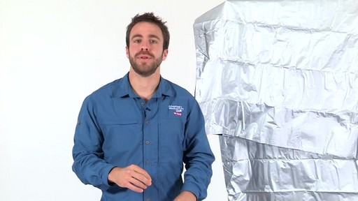 ADVENTURE MEDICAL KITS SOL Thermal Bivy - image 6 from the video