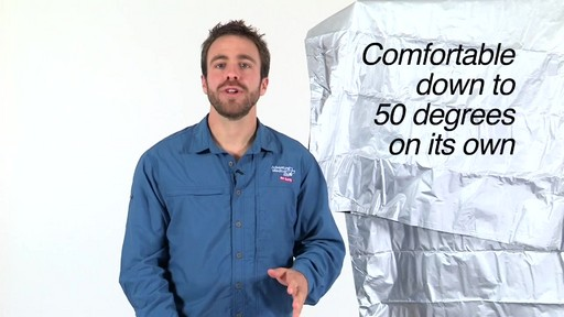 ADVENTURE MEDICAL KITS SOL Thermal Bivy - image 7 from the video