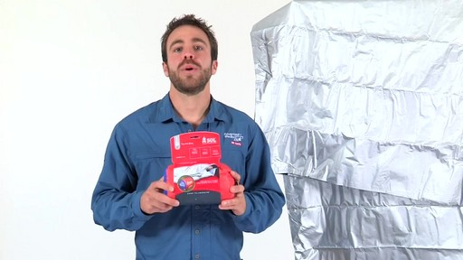 ADVENTURE MEDICAL KITS SOL Thermal Bivy - image 9 from the video