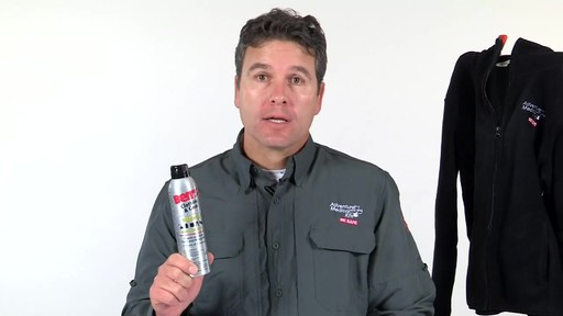AMK Ben's Clothing and Gear Repellent - image 6 from the video