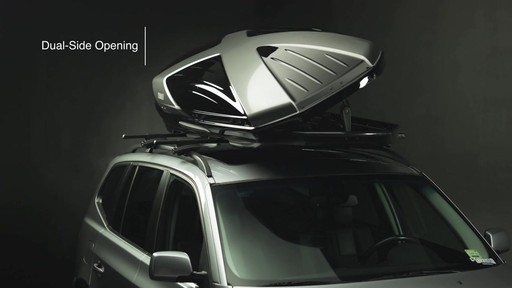 THULE Boxter Features - image 3 from the video