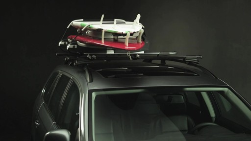 THULE Double-Decker Features - image 10 from the video