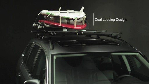 THULE Double-Decker Features - image 6 from the video