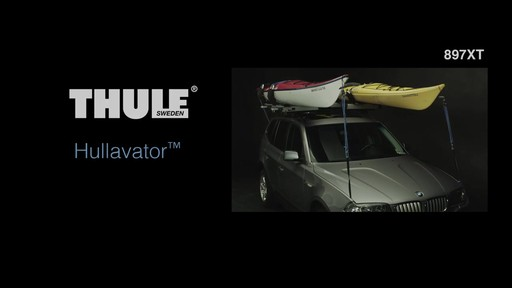 THULE Hullavator Features - image 1 from the video