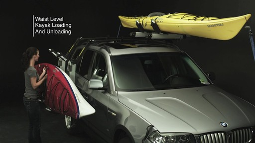 THULE Hullavator Features - image 4 from the video