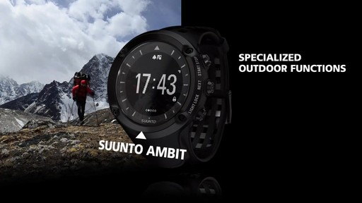 SUUNTO Ambit - image 2 from the video