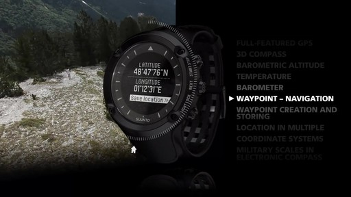 SUUNTO Ambit - image 3 from the video
