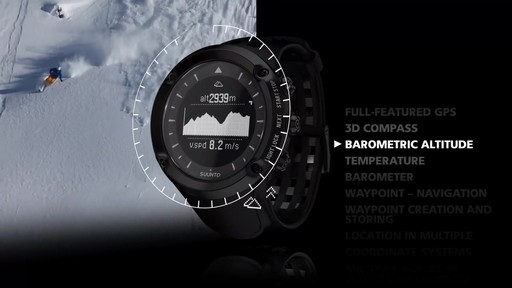 SUUNTO Ambit - image 4 from the video