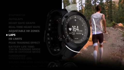 SUUNTO Ambit - image 6 from the video