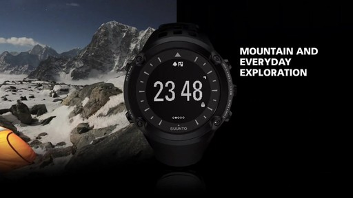 SUUNTO Ambit - image 7 from the video