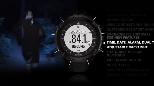 SUUNTO Ambit - image 8 from the video