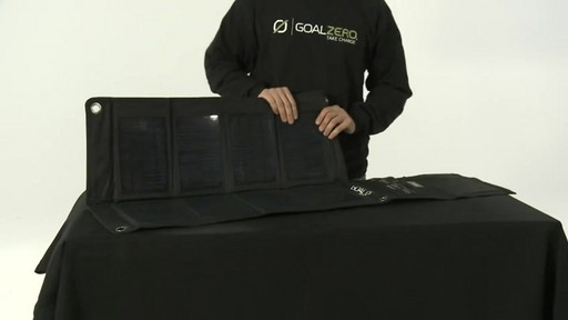 GOAL ZERO Nomad 27M Solar Panel - image 1 from the video