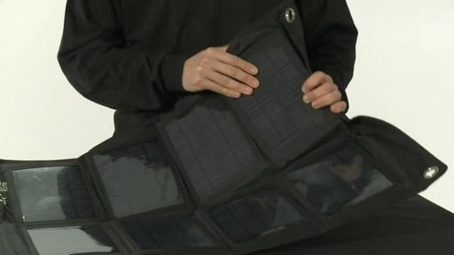 GOAL ZERO Nomad 27M Solar Panel - image 10 from the video