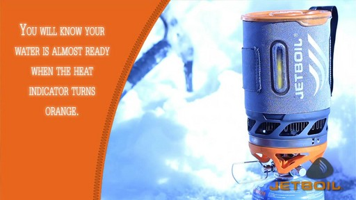 JETBOIL Sol Ti Advanced Cooking System - image 7 from the video