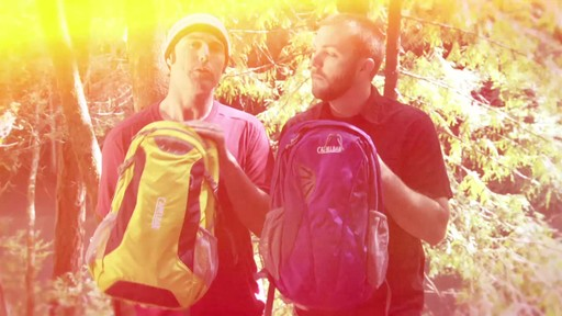CAMELBAK Cloud Walker & Day Star Hydration Packs - image 3 from the video