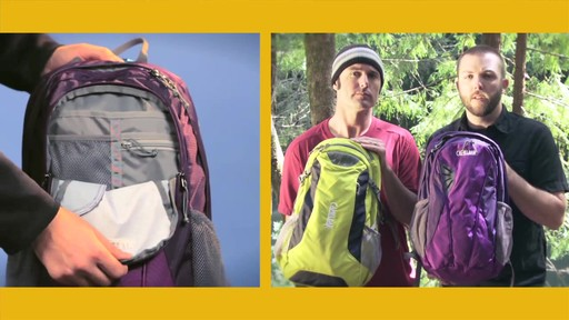 CAMELBAK Cloud Walker & Day Star Hydration Packs - image 5 from the video
