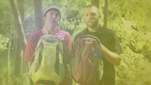 CAMELBAK Cloud Walker & Day Star Hydration Packs - image 9 from the video